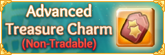 Advanced Treasure Charm (Non-Tradable)