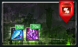 30 Enhancement Booster & 70 Vivid Crystal