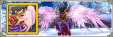 Plush Pink Rose Wings (Legendary) Mystery Box