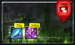 70 Enhancement Booster & 240 Vivid Crystal
