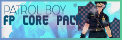 Patrol Boy FP Core Pack