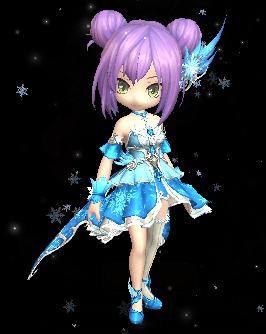 Winter Sprite outfit (F)