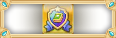 Advanced Character EXP Badge (Bound)