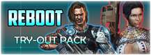 Reboot Try-out Pack