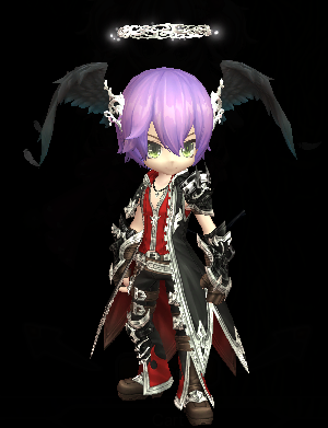 Swiftwind Samurai outfit (M)
