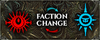 Faction change - Light to Fury