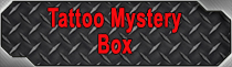Blazing Wolf & Kebab Tattoo Mystery Box
