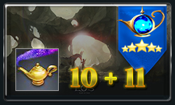Buy 10 Magic Lamps & Get 11 For Free!