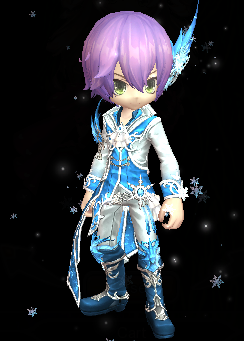 Winter Sprite outfit (M)
