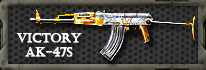 WB_Victory AK47s (5 tries) - 25% OFF