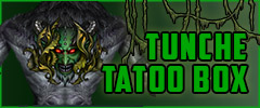 Tunche Tattoo Box