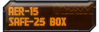 AER-15 Safe-25 Box