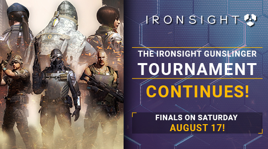 Gunslinger Tournament: Semi-Finals are over, the big Final is coming!