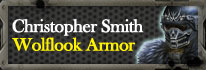 Christopher Wolf Look Armor Set (30D)