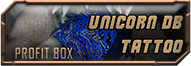 Unicorn DB Tattoo Profit Box