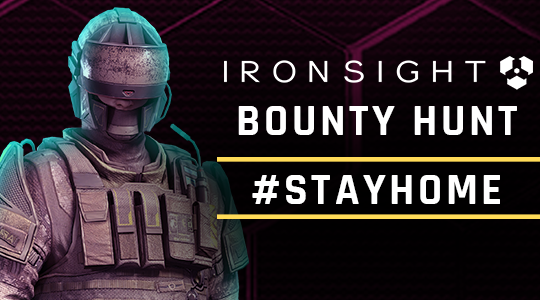 Bounty Hunt: #stayhome