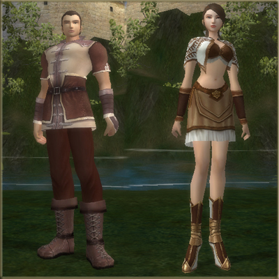 Perfect world MMORPG PWES_Human