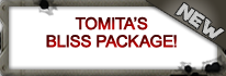 Tomita's Bliss Package (14D)