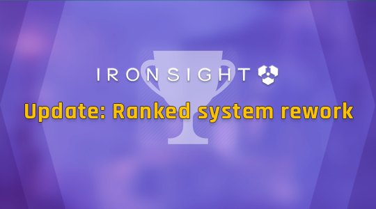 Ranked system rework