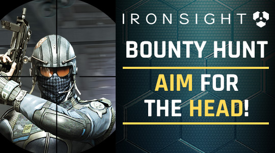 Bounty Hunt: Aim For The Head!