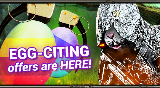 Egg-citing offers are here!