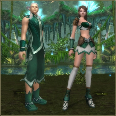 Perfect world MMORPG PWES_WingedElf