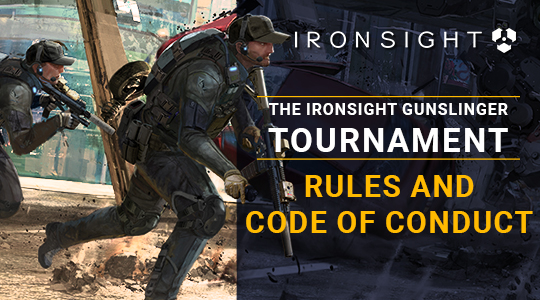 Tournament Rules and Code of Conduct