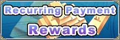 Recurring Payment Rewards