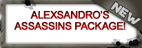 Alexsandro's Assassins Package (14D)