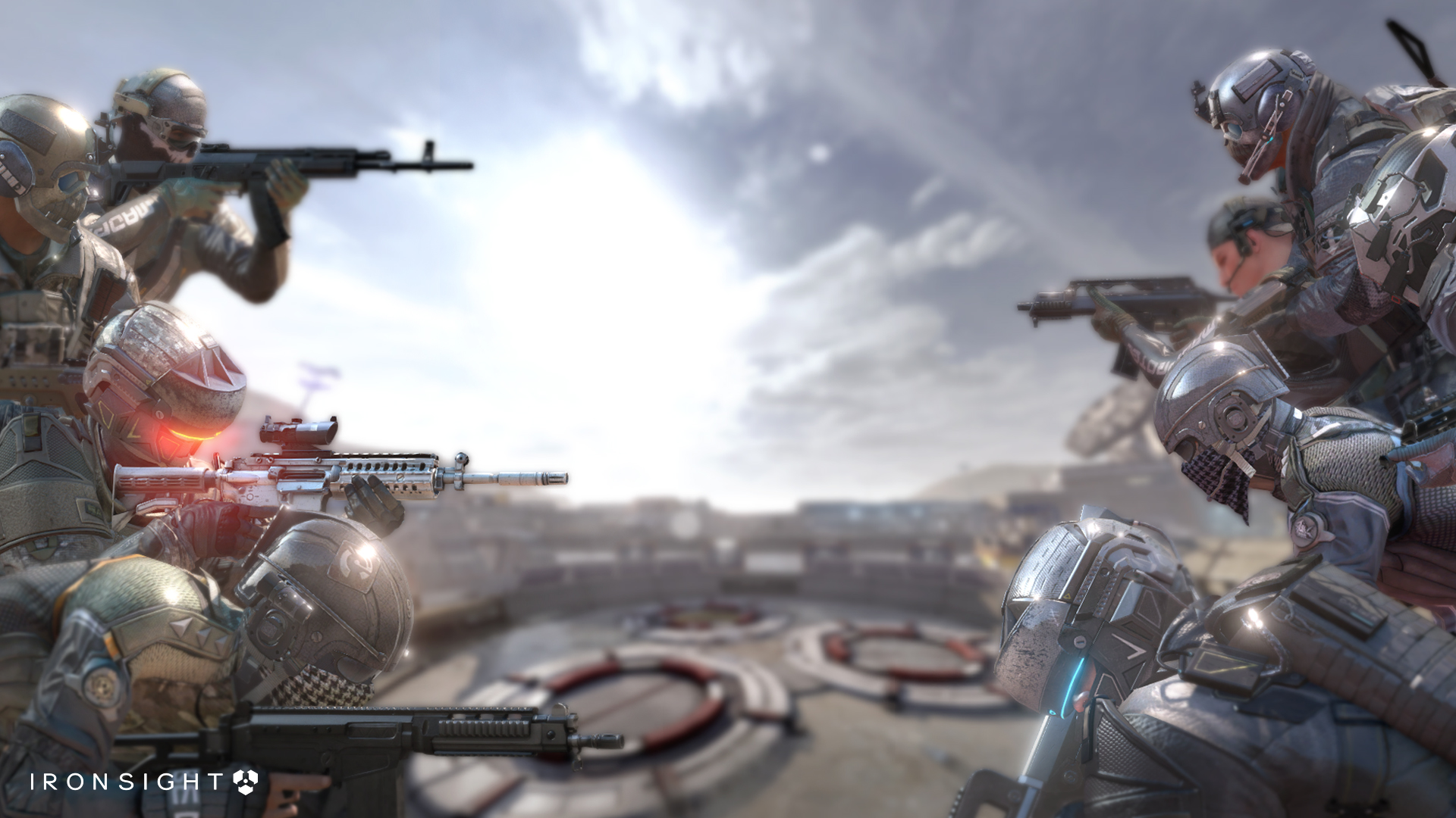 Ironsight Media – Trailer, Screenshots and more - Free ...
