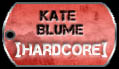 Kate Blume Hardcore Life Package