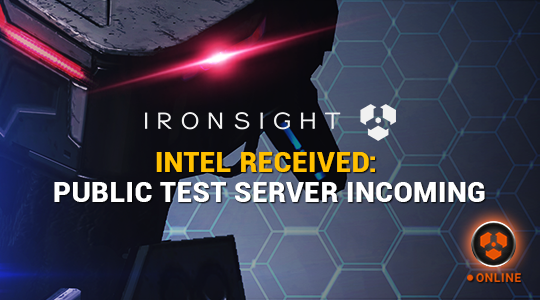 Intel Received: Public Test Server Incoming