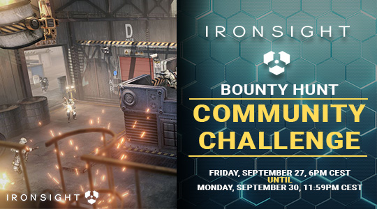 Bounty Hunt: Community Challenge