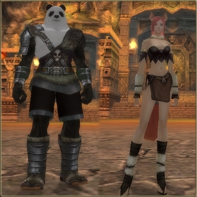 Perfect world MMORPG PWES_Untamed
