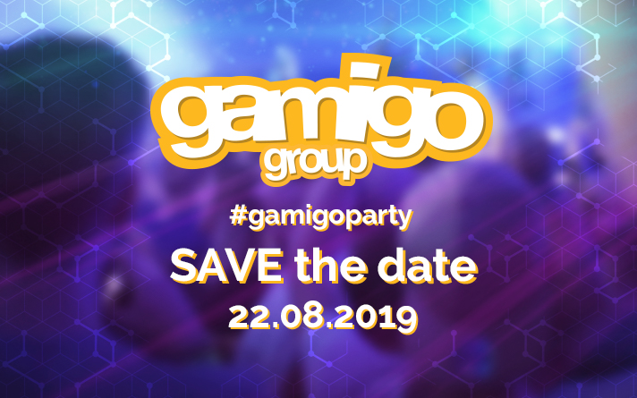 Gamigo Party 2019! - News and Announcements - Ironsight