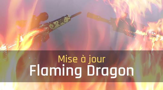 Mise à jour mineure : Flaming Dragon