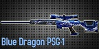 Blue Dragon PSG-1: W-Bombs o ARMA DIRECTA!