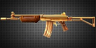 11x Weapon Bombs: Gold Galil