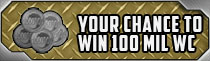 Your chance to win 100 MILLION WC!