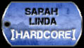 Sarah Linda Hardcore Armor Package
