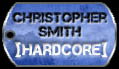 Christopher Smith - SANTE ULTIME - HARDCORE (30J.)