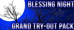 Blessing Night Grand Try Out Box