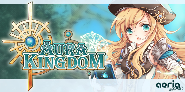 Site Officiel Aura Kingdom