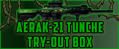 Aerak-21 Tunche Try Out Pack