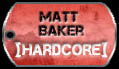Matt Baker Hardcore Armor Package