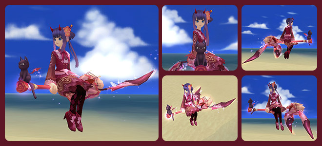 Grand Fantasia Free Mmorpg At Aeria Games