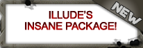 Illude's Insane Package (14D)