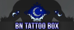 Blessing Night Tattoo Box