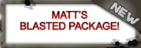 Matt's Blasted Package (14D)