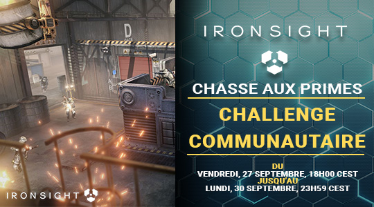 Chasse aux Primes : Challenge Communautaire